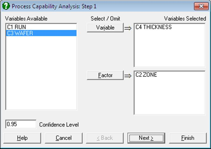 Quality Control-Process Capability Analysis